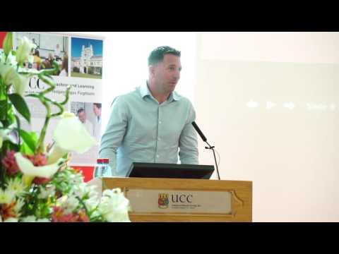 Digital Champions Day - Cork Institute of Technology Presentations