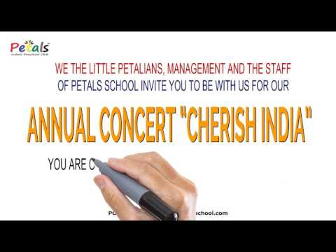 Petals Annual Day 2017 3Days To Go