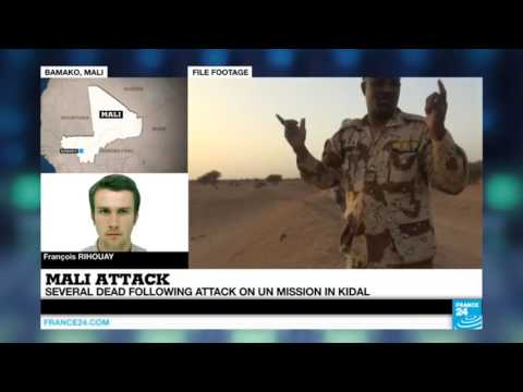Deadly Islamist Attack Targets UN Mission In Northern Mali