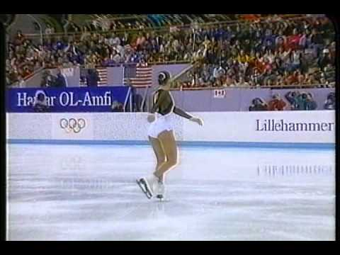 Nancy Kerrigan (USA) - 1994 Lillehammer, Figure Skating, Ladies' Technical Program