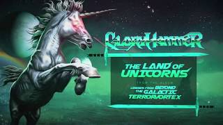 GLORYHAMMER - The Land of Unicorns (Official Lyric Video) | Napalm Records