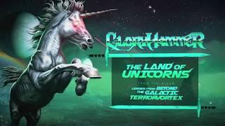 GLORYHAMMER - The Land of Unicorns ( Lyric) | Napalm Records