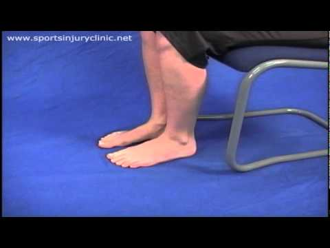Rehabilitation Exercises for a Broken Ankle