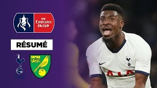 FA Cup : Norwich élimine Tottenham aux tirs au but, Krul impérial !