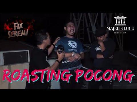 ROASTING POCONG at RADIO GERONIMO JOGJA | Fix Serem #1