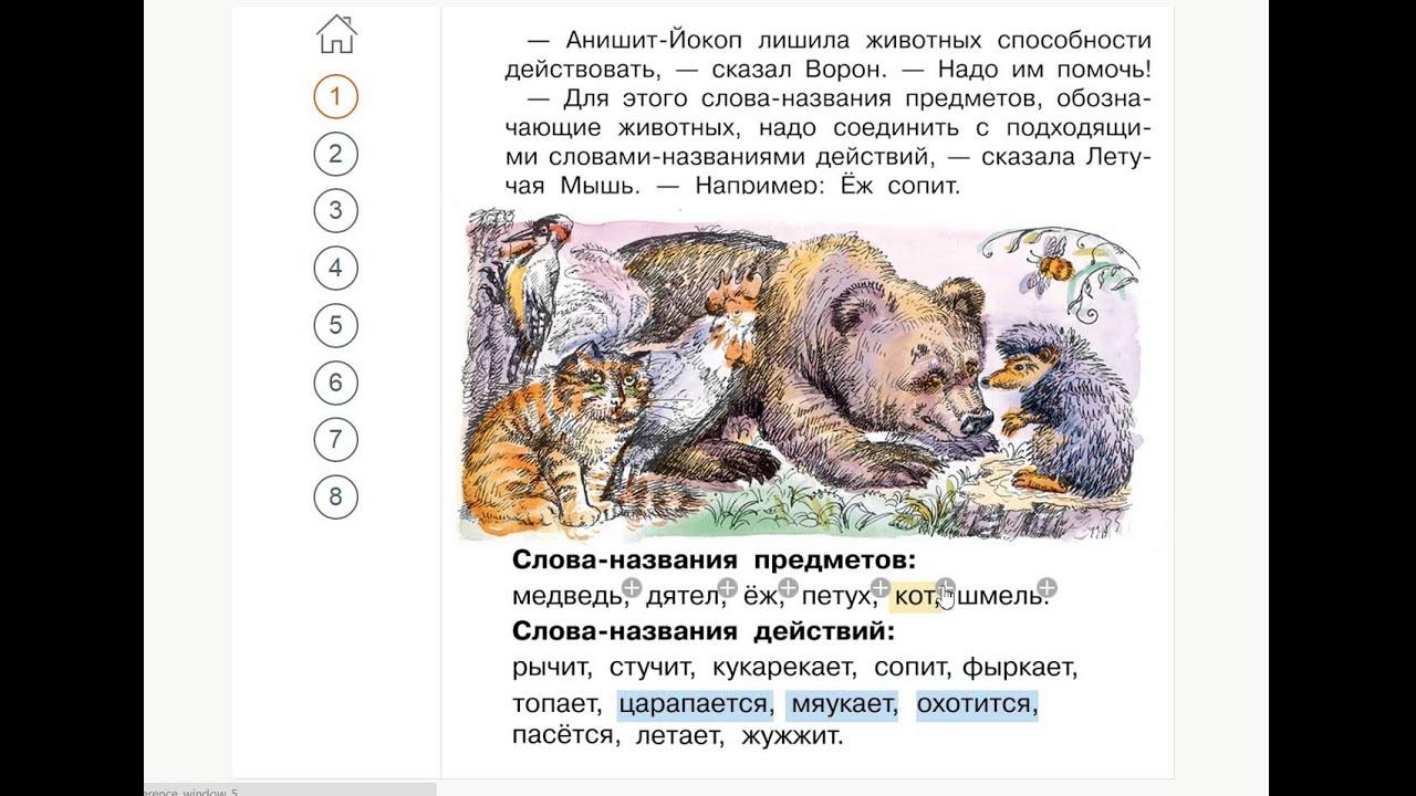 учебник по русскому языку 2 класс 2 часть чуракова
