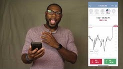 How To Learn Forex Trading With The Trading Game App !
