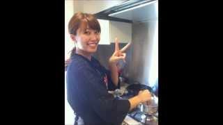 里田まい夫人が伝えた言葉とは? 画像引用元 http://zock1119.blog.so-n...