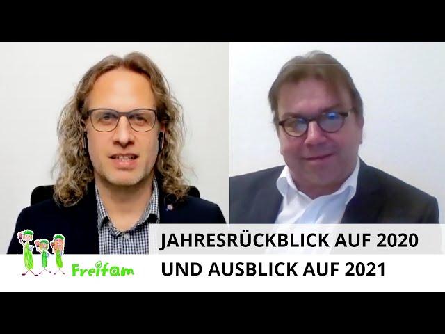 Jahresrückblick auf 2020 und Ausblick auf 2021 zum Familienrecht
