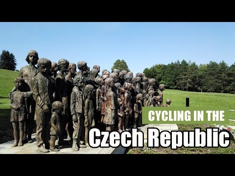 Cycling in the Czech Republic Countryside