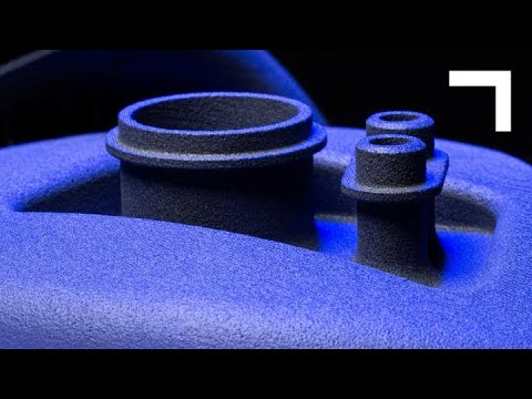 The Additive Advantage  Manufacturing with Advanced Materials