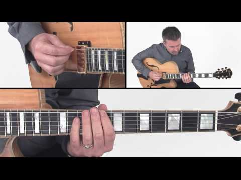 Jazz Scales Guitar Lesson - Jazz Melodic Minor Scale - Tom Dempsey
