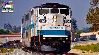 Metrolink Train 25th Anniversary