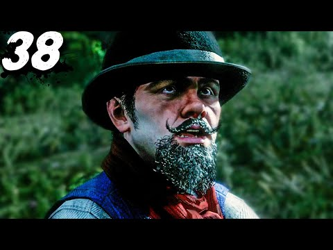 THE ANGRY DWARF MAGICIAN  - Red Dead Redemption 2 - Part 38