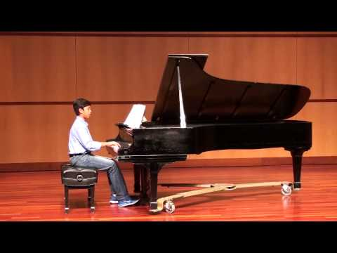 Gaurav plays Leybach's Fifth Nocturne