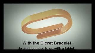 Cicret Bracelet the future gadget