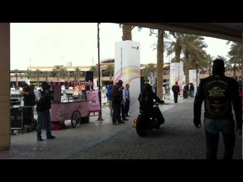HOG Kuwait Bike Show - Marina Mall 2012