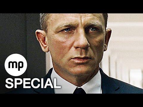 JAMES BOND 007: SPECTRE Clips & Trailer...