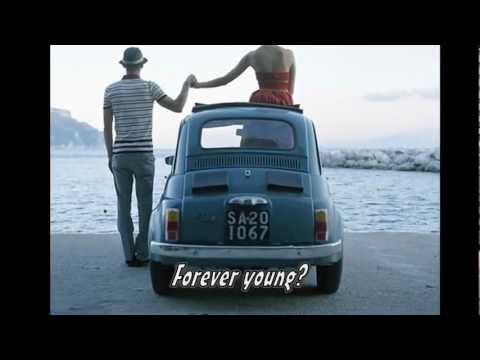 Alphaville Forever young With lyrics.