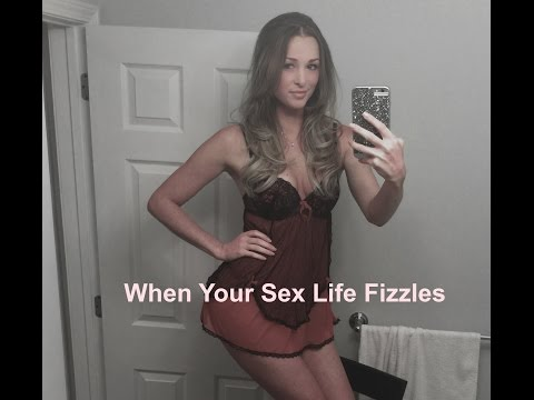 When Your Sex Life Fizzles
