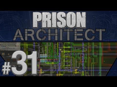 Prison Architect - Making a Mess - PART #31