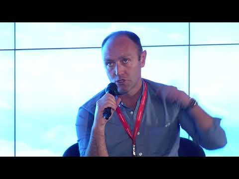 Interview with Kevin Jacobs, CMO at Ryanair at thinkfuture - Hamburg Aviation Conference 2017