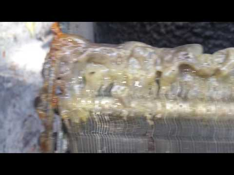 Coil cleaning 5 ton RHEEM