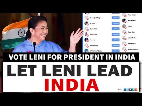 LET LENI LEAD INDIA -  (2020)