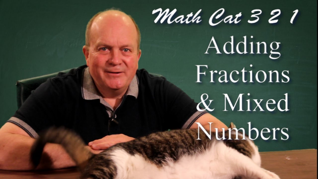 How To Add Fractions And Mixed Numbers Examples For Success! œ�