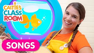 I Have A Pet | Nursery Rhymes from Caitie's Classroom