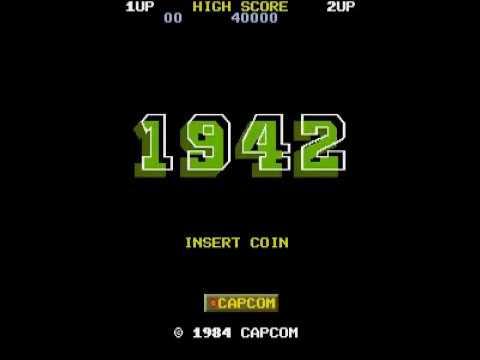 1942 Capcom 1984 Youtube