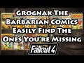 Fallout 4 - Easily Find What You're Missing - Grognak the Barbarian - 4K Ultra HD