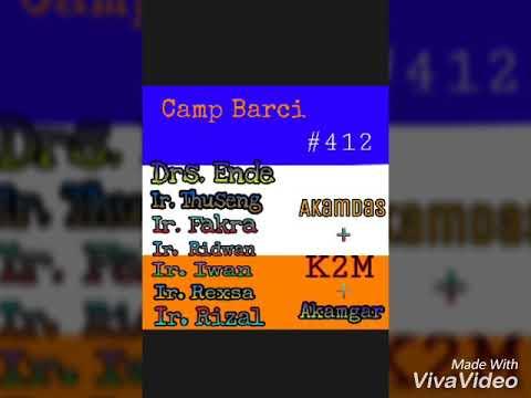Camp Barci#412 - Beribu Bintang