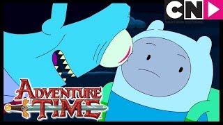 Adventure Time | Marcy & Hunson | Cartoon Network