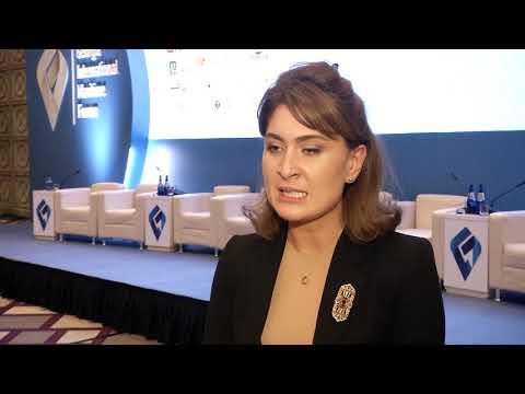 GIMF2018 - Ms. Tamara Ioseliani, Director of Maritime Transport Agency of Georgia