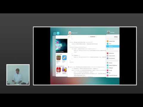 SwiftConf '16: Niels @nvh van Hoorn —Protocol Oriented ViewController Coordinators
