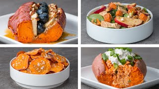 4 Delicious Sweet Potato Recipes