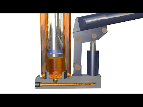 How Hydraulic Jack Work