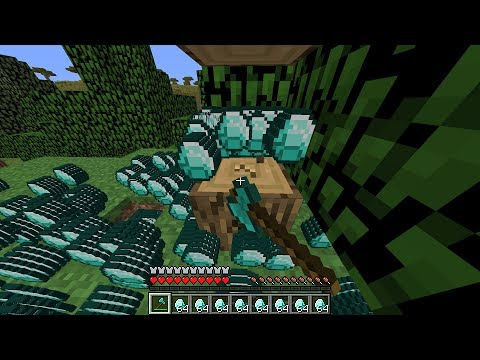 Minecraft But Item Drops Are Random And Multiplied Youtube