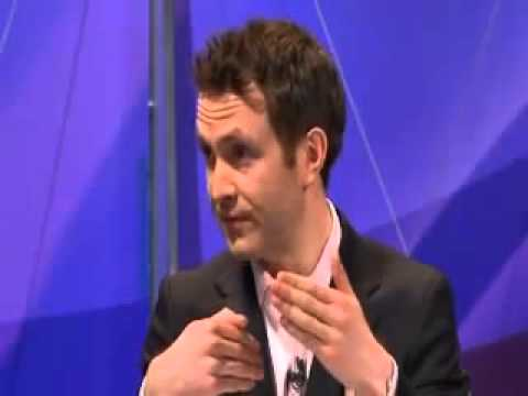 Douglas Murray on QT - Afghanistan, Iraq, Broken Britain (Full) 1/6