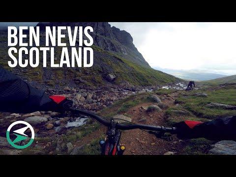 Epic Ben Nevis EMTB climb and descent! Levo, 2019 Kenevo & McTrail Rider