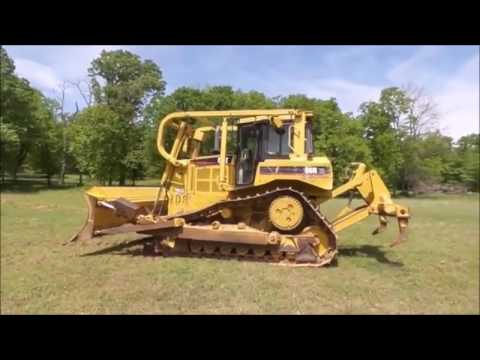 2006 Caterpillar D6R XL Series III dozer for sale | no-reserve Internet  auction May 25, 2017