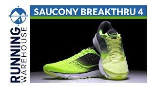 Saucony Breakthru 4