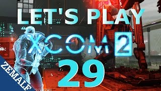 Let's Play XCOM 2 - Part 29 - Moon Saga (Hack Workstation)