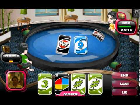 How to play uno online with friends for free