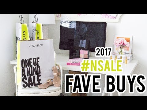 My 12 Favorite Buys | Nordstrom Anniversary Sale 2017