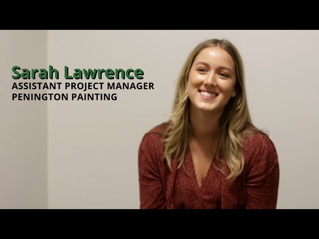 Sarah Lawrence - Penington Painting - PM Basic Training Testimonial