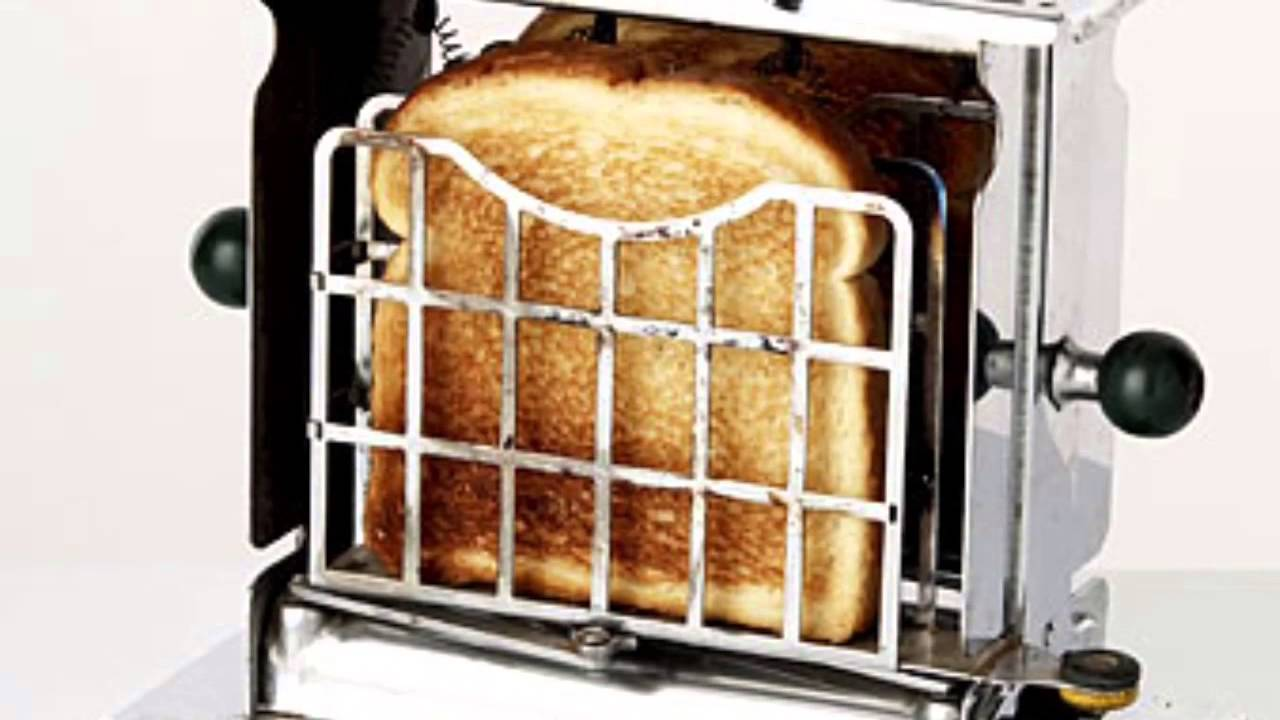 1920 Electric Toaster ~ Toaster commerical s youtube