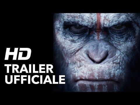 Apes Revolution - il pianeta delle scimmie   Dal 30 luglio al cinema   Final Trailer Ufficiale