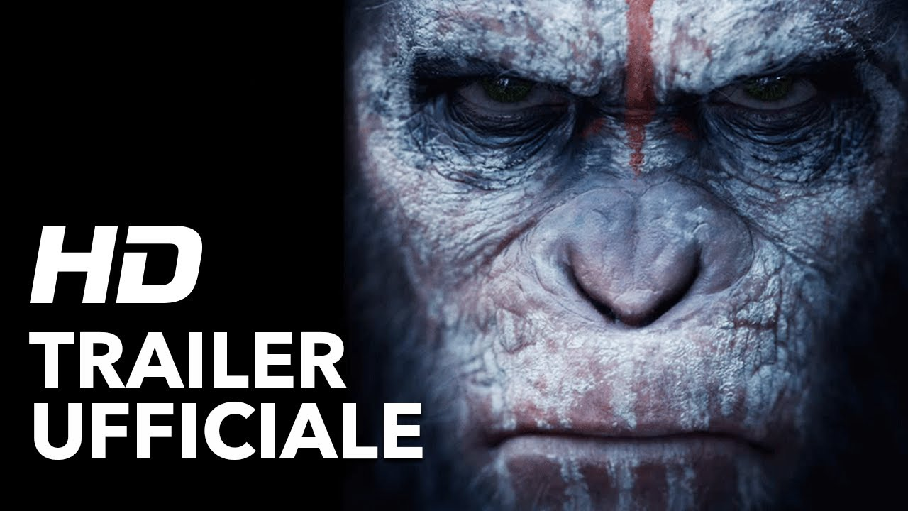 Apes Revolution Il Pianeta Delle Scimmie Dal 30 Luglio Al Cinema